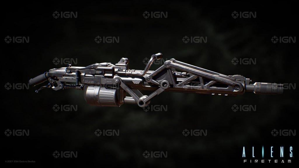 L56A3 Smartgun